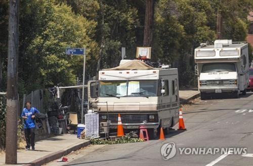 LA시의회, 차량내 생활금지 조례 발효…노숙인 문제 극약처방