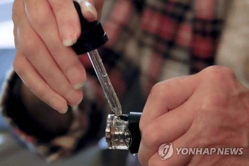 """전자담배업체 쥴 """"과일향 전자담배 판매 즉시 중단"""""""