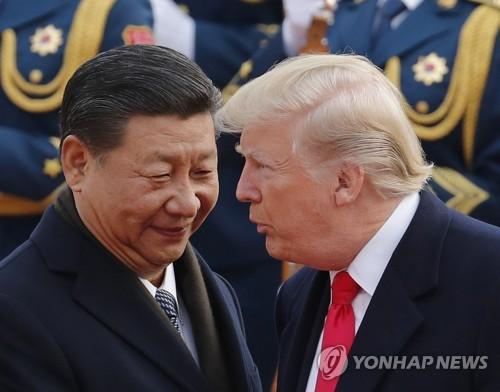 """트럼프 """"내달 칠레 APEC 정상회의 때까지는 미중 무역협상 서명"""""""