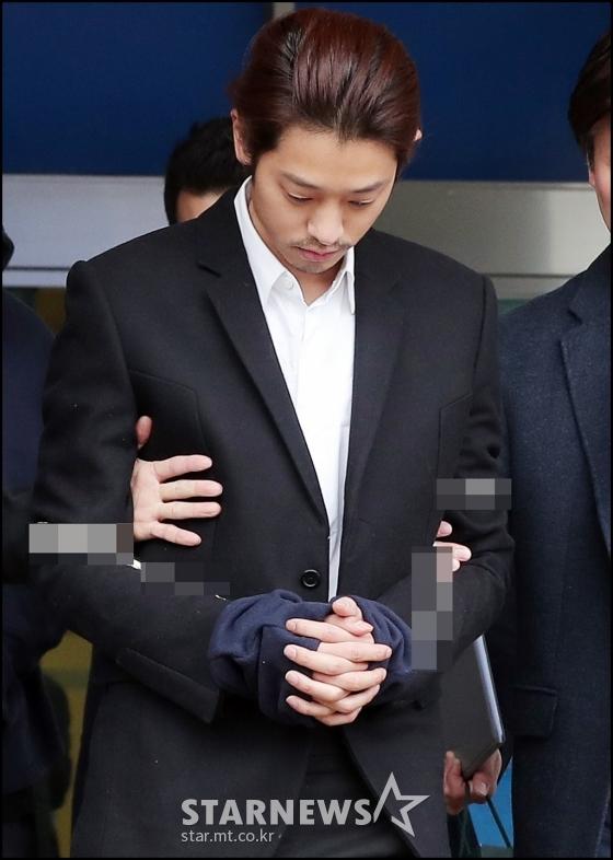 '집단성폭행' 가수 정준영 항소장 제출…2심 판단 받는다