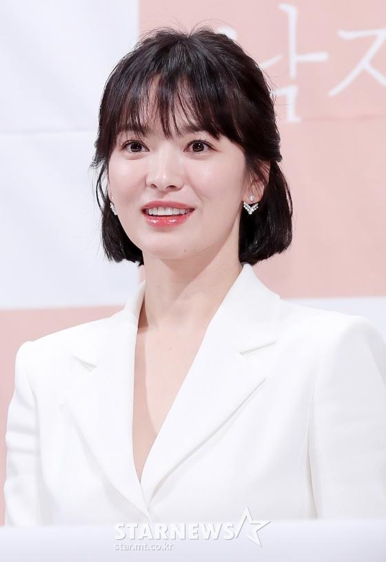 송혜교, 반지 때문에 불거진 송중기와 재결합설?