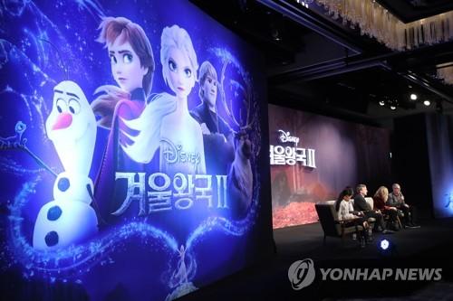 할리우드 매체도 '겨울왕국2' 韓스크린 독점 논란 주목