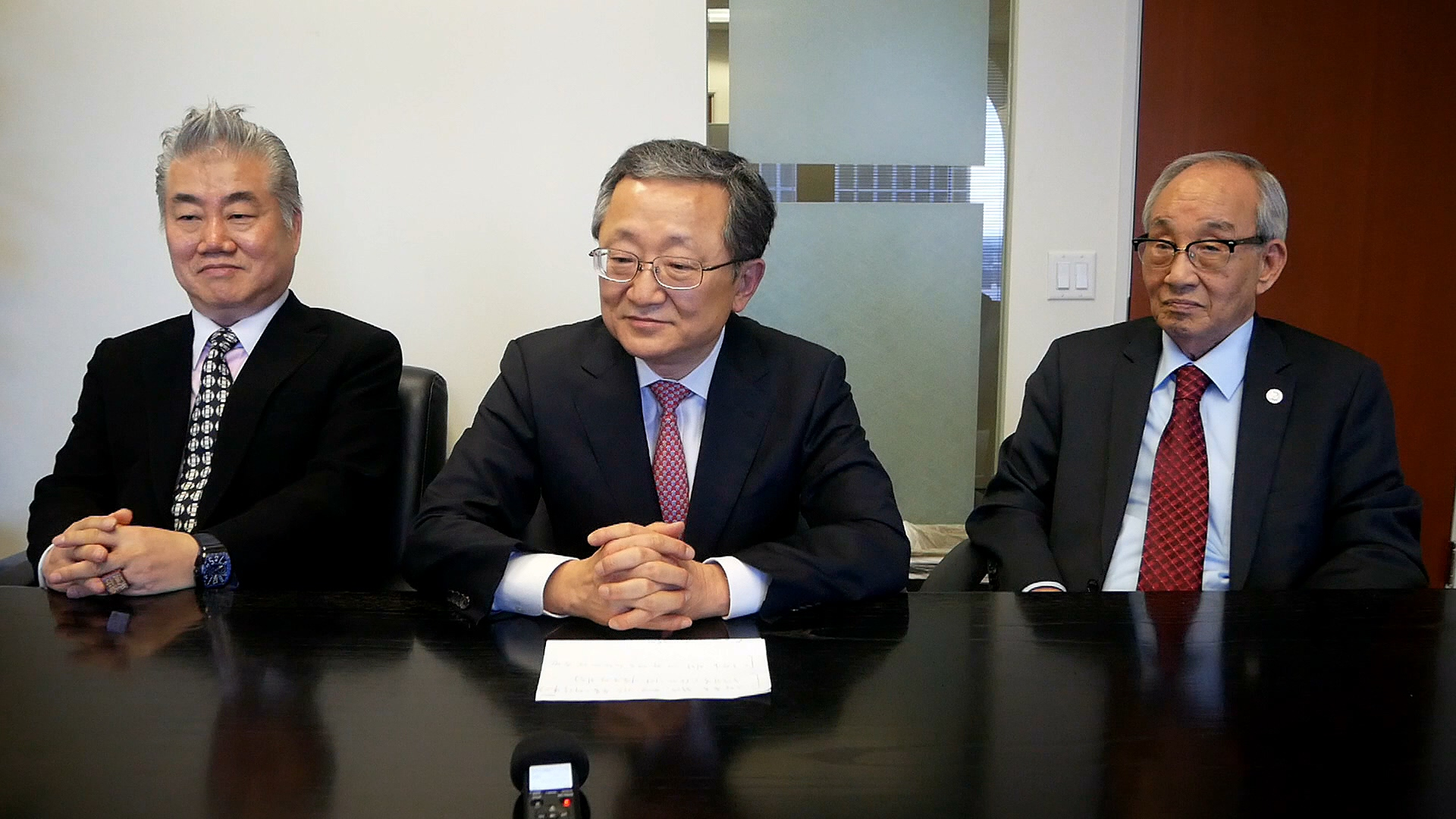 자유한국당 글로벌분과위원회 LA방문...해외동포들과의 교류 확대 도모
