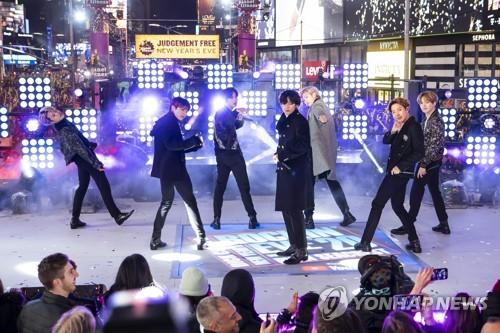 "BTS, 뉴욕서 'NBC 투데이쇼' 생방송… ""세계 정복한 그룹"" 평가"