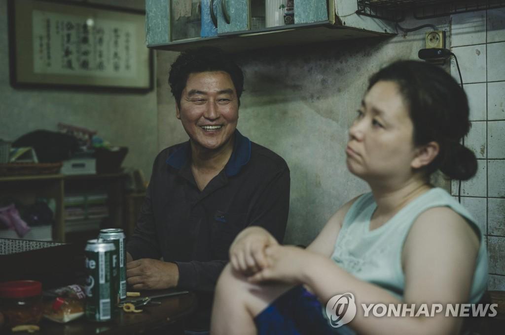 '기생충' 훌루 스트리밍 역대 2위…할리우드 영화 제쳤다
