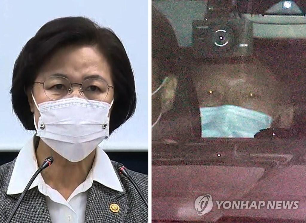 사상 초유의 검찰수장 '직무정지'…秋·尹 갈등 최고조