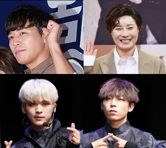 손준호·박세리→디크런치, 코로나19 확진..가요·방송·공연계 발칵