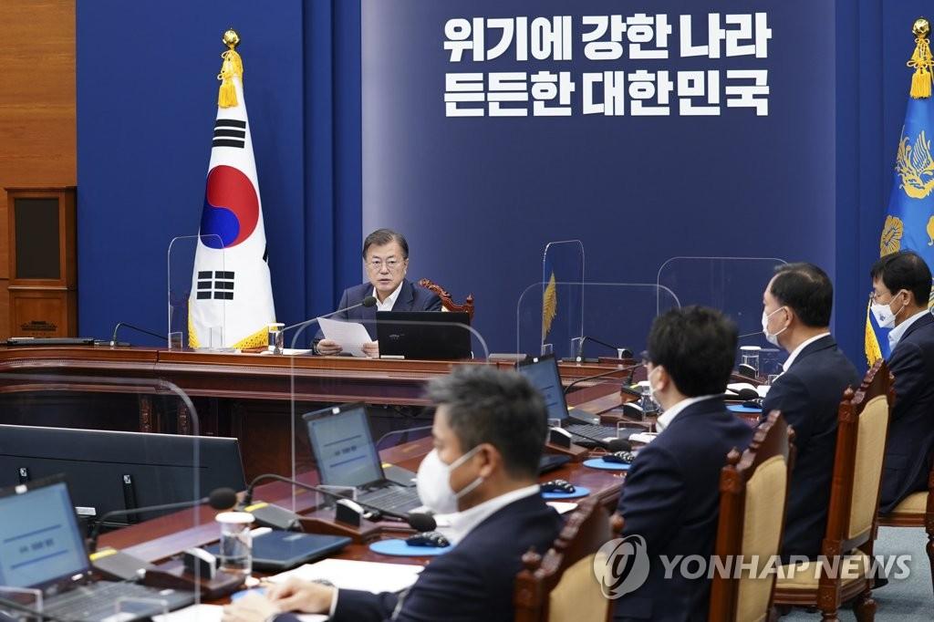 재보선 '후폭풍'에 靑 정책수정 불가피 …인적쇄신엔 거리두기