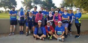 팬더믹  쫓아내고 훨훨  뛰세요  .. 세리토스 이지 러너스  18일  마라톤 대회 개최
