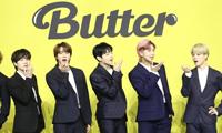 """BTS '버터' 멜로디 이중사용 논란에 빅히트 """"저작권 문제 없어"""""""